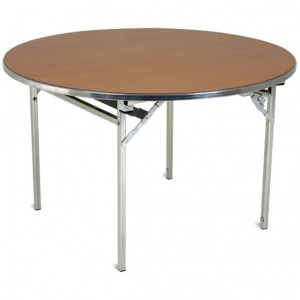 Easylift Round Lightweight Folding Table