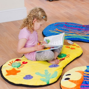 Under the Sea™ Snuggle Mats (Pack of 4)