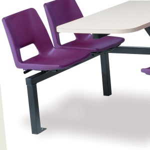 Advanced School Canteen Fast-Food Furniture