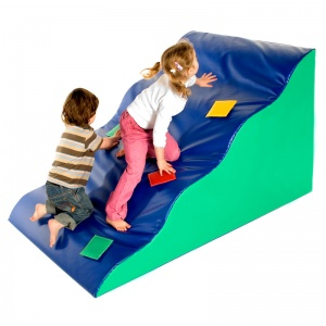 Jump for Joy™ Softplay Wonder Wave Half