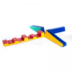 Jump for Joy™ Softplay Criss-Cross Set