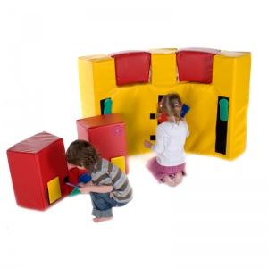 Jump for Joy™ Softplay Castle Walls