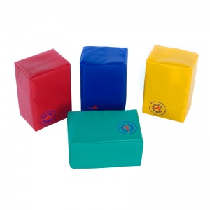 Jump for Joy™ Softplay Bricks (Set of 4)