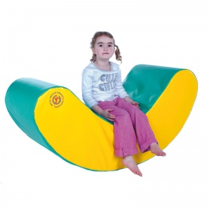 Jump for Joy™ Softplay Banana Rocker