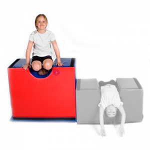 Jump for Joy™ Softplay Large Bridge