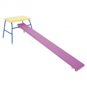 School Gym Padded Plank  2.13m