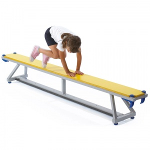 Lita®Bench Timber Top Gym Bench