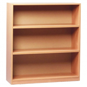 Open Bookcase with 3 Shelves (1000H)