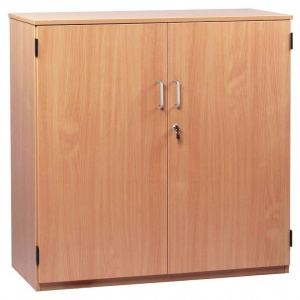 Lockable Static Cupboard (1000H)