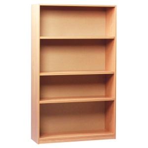 Open Bookcase with 3 Shelves (1500H)