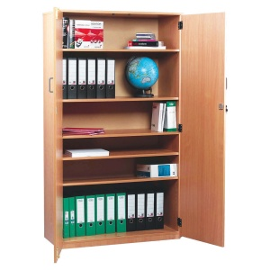 Lockable Static Cupboard (1800H)