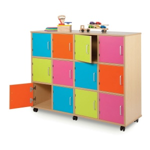 MEQ9001 Bubblegum Lockers