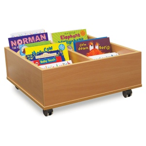 4 Bay Mobile Kinderbox Unit