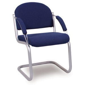 Advanced MZ06 Heavy-Duty Visitor Armchair