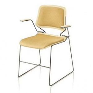 Matrix HD Stacking Chair Upholstery