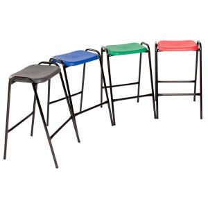 KM NP School Lab & Craft Stool