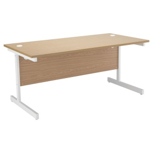 ONE Rectangular Cantilever Workstation
