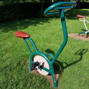 Outdoor Gym Bicycle