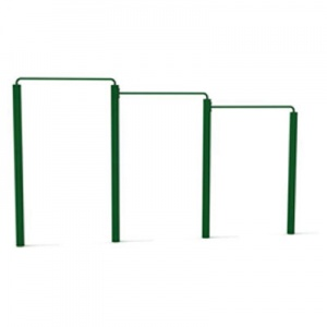 Outdoor Gym Chin-Up Bars