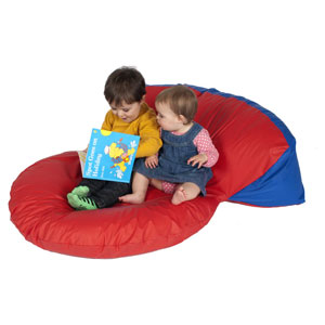 Children's Large Snuggle-Cushion Bean Bag