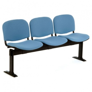 PS500 Beam Seating - 3 Seater Floor-Fixing Leg