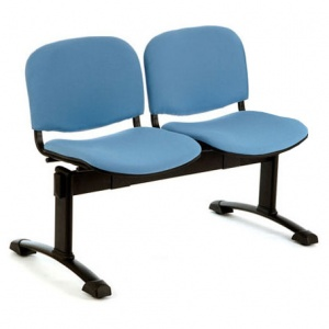 PS500 Beam Seating - 2 Seater Flat Leg