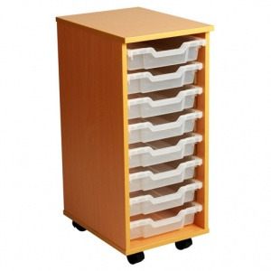 PSU8 8 Tray School Storage