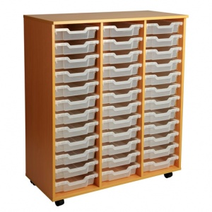 PSU12 36 Tray School Storage