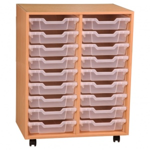 PSU9 18 Tray School Storage