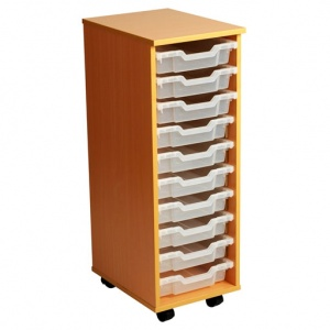 PSU10 10 Tray School Storage