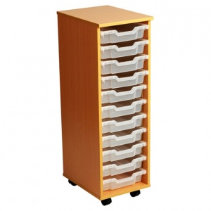 PSU11 11 Tray School Storage