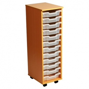 PSU12 12 Tray School Storage