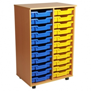 PSU11 22 Tray School Storage