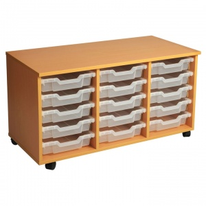 PSU5 15 Tray School Storage