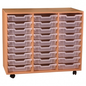 PSU9 27 Tray School Storage
