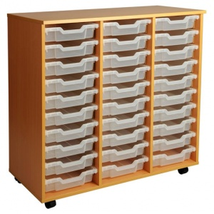 PSU10 30 Tray School Storage
