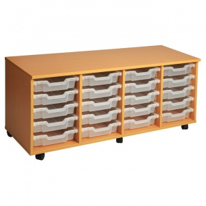 PSU5 20 Tray School Storage