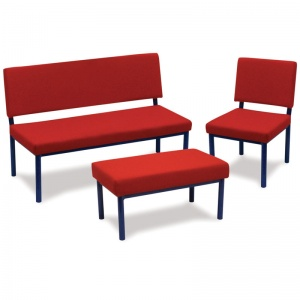 Advanced PU Children's Upholstered Seating