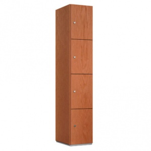 Timber Box Four Door Locker