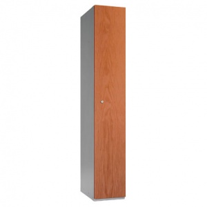 Timber Box Single Door Locker