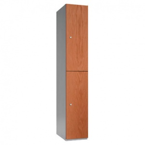 Timber Box Two Door Locker