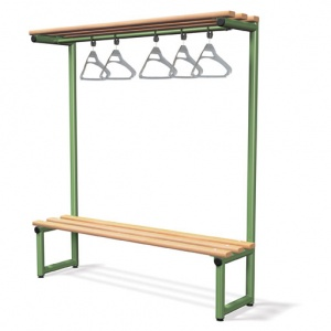 Probe Single Sided Overhead Hanging Bench