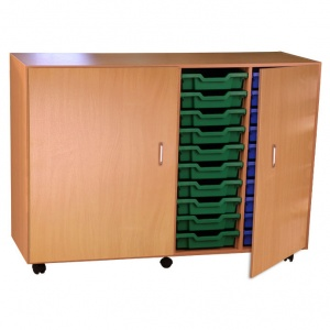 PSU Storage Doors - 4 Bay