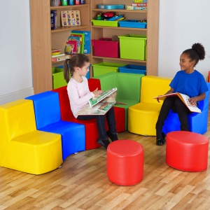 Rainbow™ Children's Modular Seating