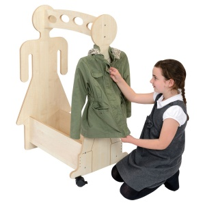Children's Dress-Up Trolley