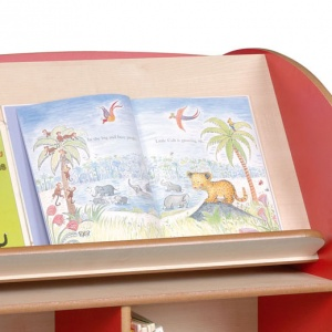 Children's 1200/1500 Bookcase Lecturn Shelf