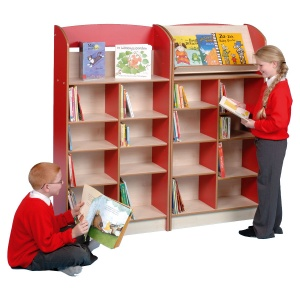 Single Sided 1500 Bookcase