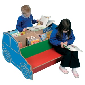 Car Bookbox - Book Storage