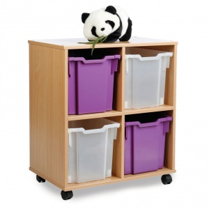 04J 4 Jumbo Tray Store (Stackable)