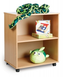 1SH All Sorts Unit with 1 Shelf (Stackable)